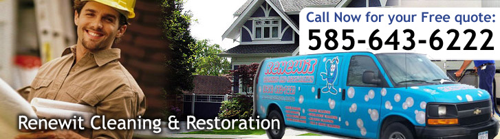 Renewit Cleaning & Restoration, Pittsford NY