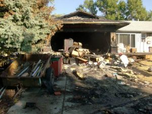 Fire and Smoke Damage Restoration – Highlands Ranch, Colorado