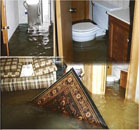water-damage-restoration-Bloomington-IL