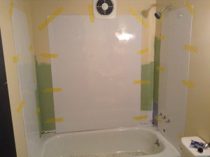 Bathroom Water Damage Restoration