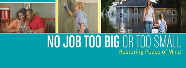 ServiceMaster - no job is too big or small