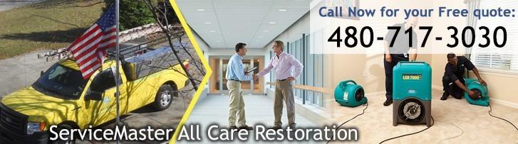 ServiceMaster All Care Restoration - Tucson, AZ