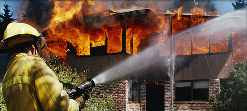 Fire Damage Restoration in Chattanooga TN
