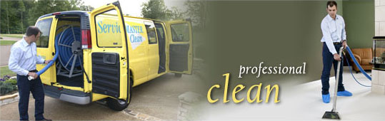 ServiceMaster Carpet Cleaning Service