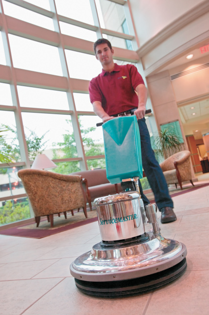 ServiceMaster Clean - Tile Cleaning