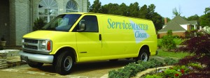 ServiceMaster residential cleaning