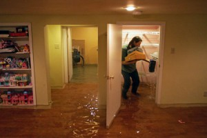 Water damage restoration in Eustis FL