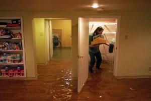 Water damage restoration in Eustis FL