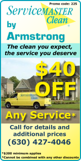 ServiceMaster Clean Coupon