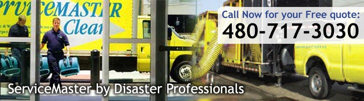 ServiceMaster by Disaster Professionals Phoenix AZ