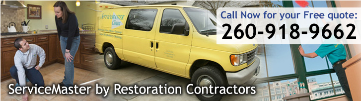 ServiceMaster by Restoration Contractors Fort Wayne IN