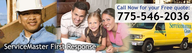 ServiceMaster First Response Carson City NV