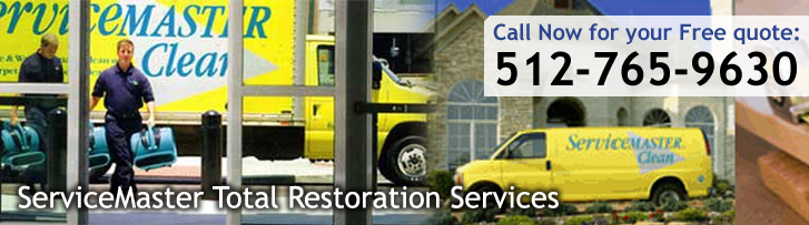 ServiceMaster Total Restoration Services, Austin Texas