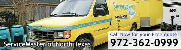 ServiceMaster of North Texas - Plano, TX
