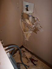 Water Damage St Cloud MN