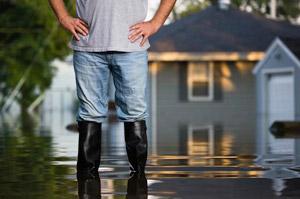 Flood Damage Restoration in Galveston, TX