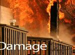 FIre and Smoke Damage Restoration in Glendale, CA