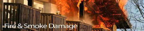 FIre and Smoke Damage Restoration in Glendale, CA