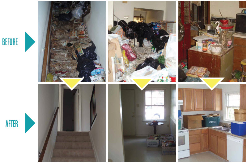 Hoarding Cleanup San Francisco Ca 94080 Estate
