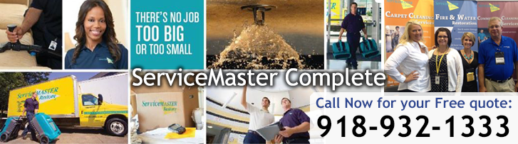 ServiceMaster Complete - Carpet Cleaning Services in Tulsa, OK