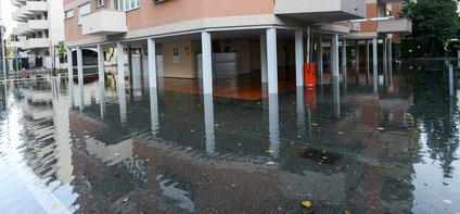 Flood Damage Restoration in Owasso, OK
