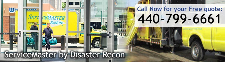 ServiceMaster in Mentor, OH - Disaster Restoration & Cleaning Services