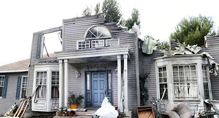 Storm Damage Restoration Eastlake OH