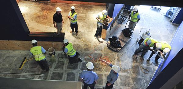 Commercial Damage Restoration in Azusa, CA