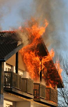 Fire Damage Restoration in Reston, VA