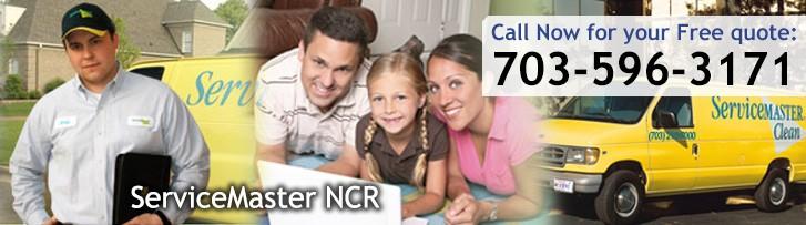 ServiceMaster NCR - Disaster Restoration & Cleaning in Springfield, VA
