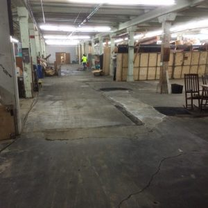 Commercial Water Loss After Restoration - Portland OR