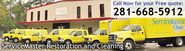 Disaster Restoration and Cleaning Services - The Woodlands, TX