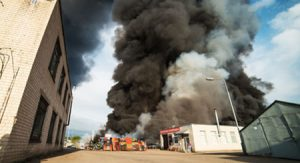 Smoke damage restoration Waterbury CT - ServiceMaster Albino