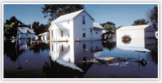 Water Damage Restoration in The Woodlands, TX