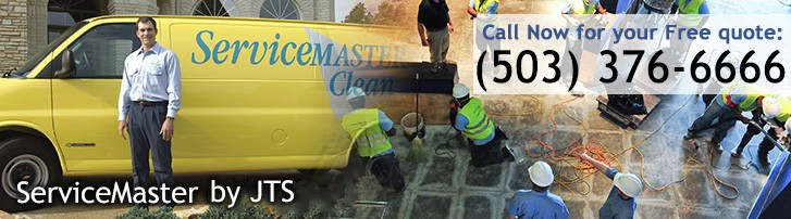 ServiceMaster by JTS - Vancouver, WA - Disaster Restoration and Cleaning