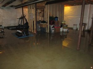 Cleanup Water Damage - Newtown and Yardley, PA - ServiceMaster