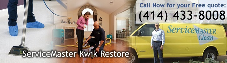 ServiceMaster Kwik Restore - Disaster Restoration and Cleaning in Milwaukee, WI