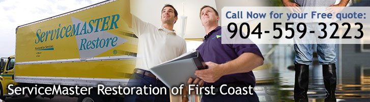 ServiceMaster Disaster Restoration and Cleaning in Jacksonville, FL