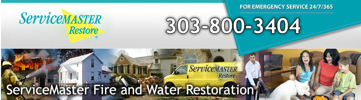 ServiceMaster FWR – Restoration And Cleaning Services For Centennial, CO