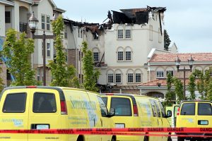 Fire and Smoke Damage Restoration in St. Charles, IL