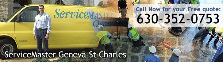 ServiceMaster Geneva St. Charles Disaster Restoration and Cleaning Services in Geneva IL