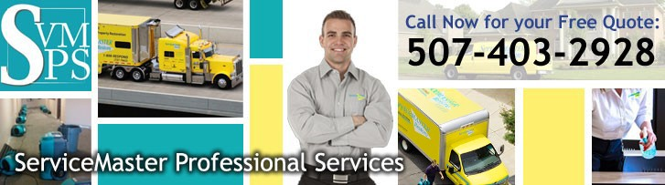 ServiceMaster Professional Services - Disaster Restoration and Cleaning in Faribault, MN