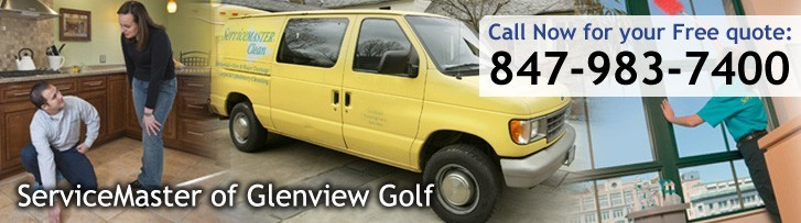 ServiceMaster Disaster Restoration and Cleaning Services in Glenview Golf IL
