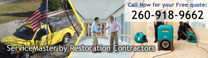 Disaster Restoration and Cleaning Services in Auburn, IN