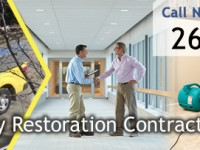 Disaster Restoration and Cleaning Services in Marion, IN