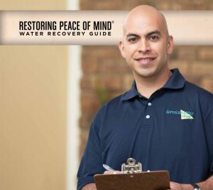 Water Damage Restoration Checklist