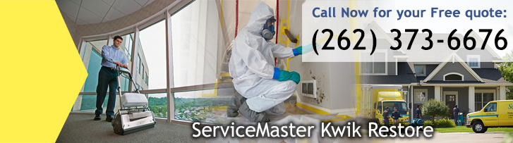 Disaster Restoration and Cleaning Services in Racine, WI