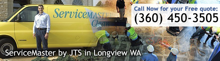 ServiceMaster by JTS - Disaster Restoration and Cleaning in Longview, WA