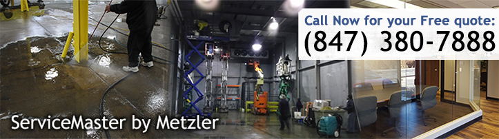 ServiceMaster by Metzler - Disaster Restoration and Cleaning Services in Des Plaines, IL