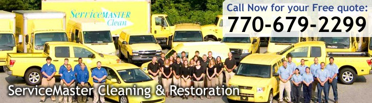 ServiceMaster Cleaning and Restoration - Disaster Restoration and Cleaning - Marietta, GA
